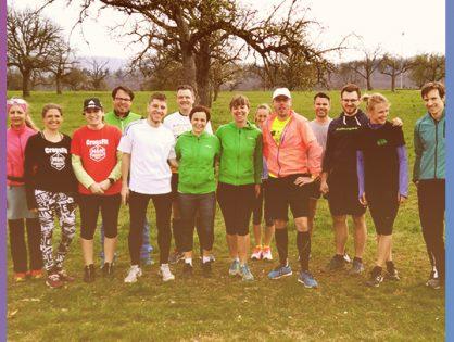 MudMates 2019 in Metzingen -  Jeden ersten Sonntag für den Hindernislauf trainieren